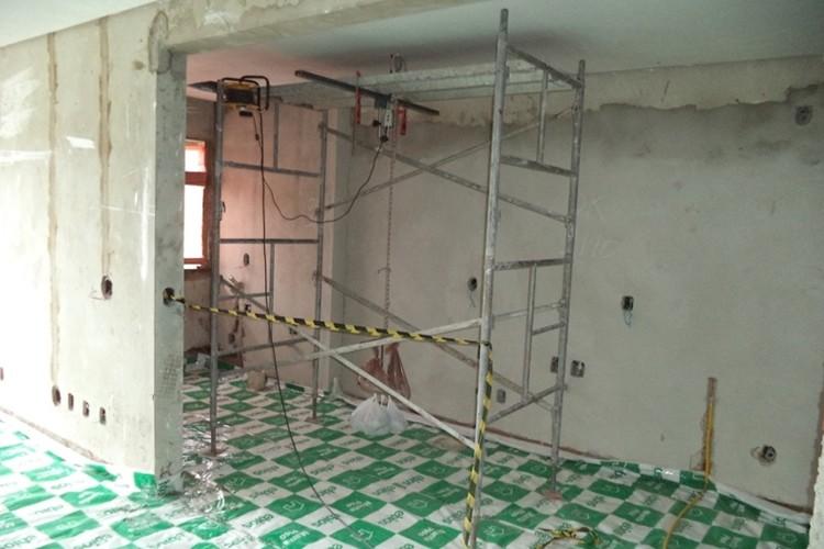 Andamento das obras - Chronos Residencial - Outubro/2015