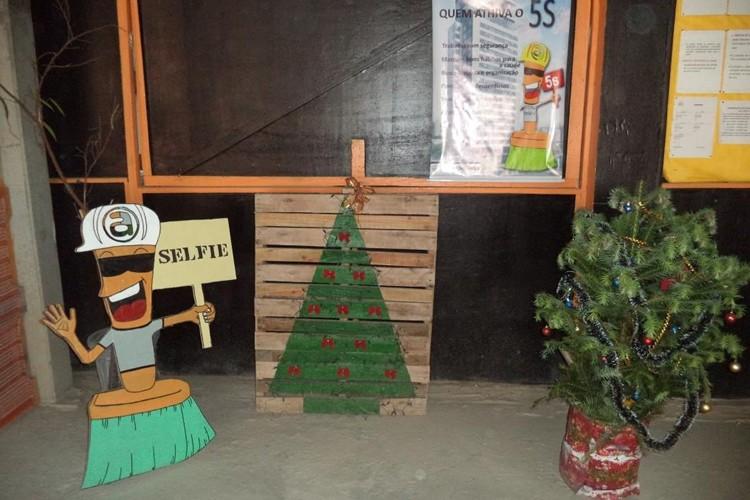 Andamento das obras - Chronos Residencial - Dezembro/2015
