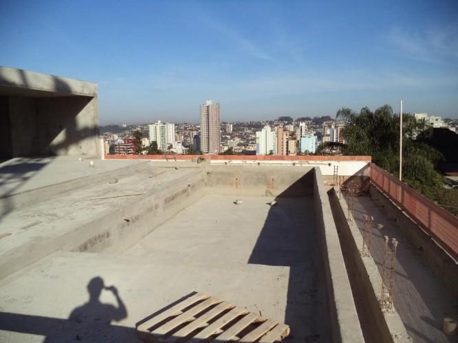 Andamento das obras - Chronos Residencial - Junho/2016